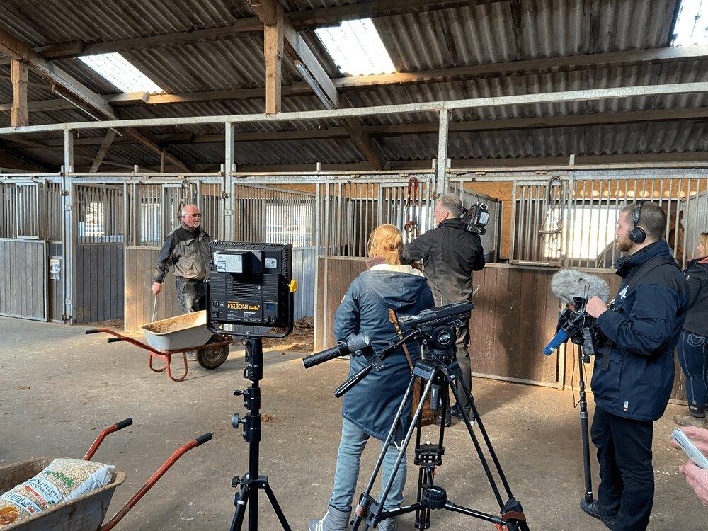 NDR Düngepellets aus Pferdedung